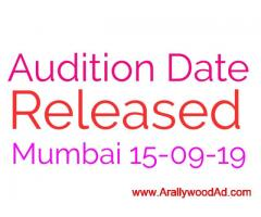 Arallywood Telefilm Audition Date Released on 15-03-2019 @01:15 AM India Time