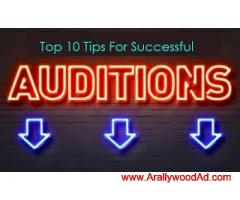 9913737535, How To crack An audition      Date Sunday 29th sep  Registration fee: Rs100  *Age no lim
