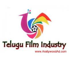 9321976093 Casting for South Tv serial  (Telugu Language)  Shooting in Hyderabad Main lead Girl 18 t