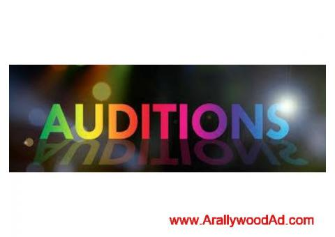 9372885898 REQUIREMENT of 1 Male EMCEE for outdoor activity   Work: normal anchoring
