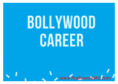 9324137347 Urgent requirement for  Lead & second Lead Female Actress for Bollywood movie ( to be