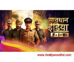"star bharat channel tv serial "" savdhan india f.i. r. new season "" casting"